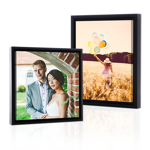 Box Framed Canvas Print - Create your very own wall art with a premium Box Framed Canvas Print.