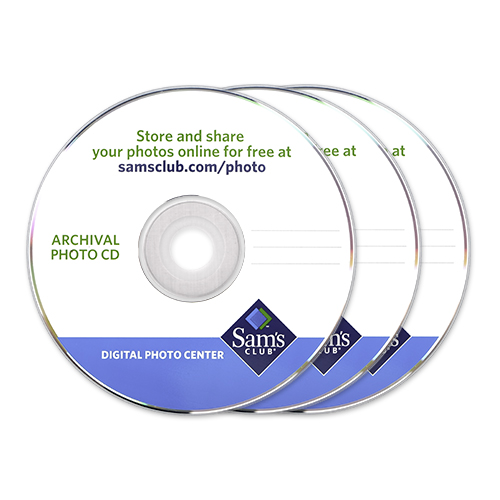 Archive CD -  Protect your precious memories with a gold photo CD. Each CD holds up to 600MB.  A great way to backup your photo library.