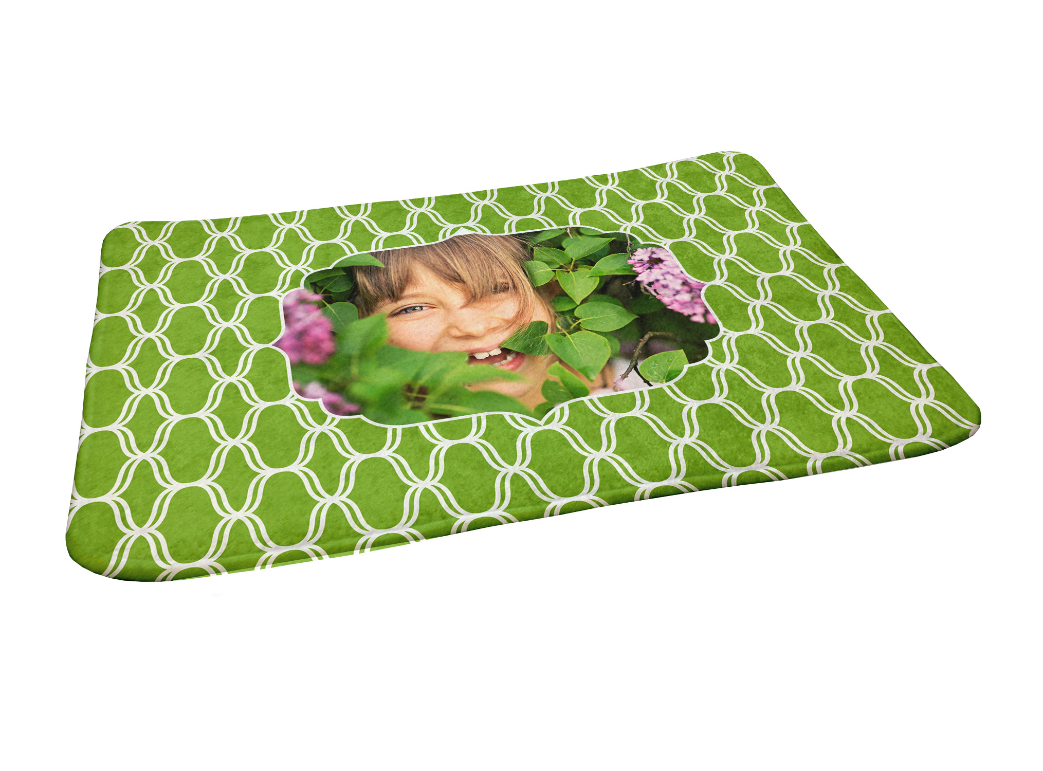 Photo Bath Mat - Revitalize your bathroom with a personalized Photo Bath Mat!