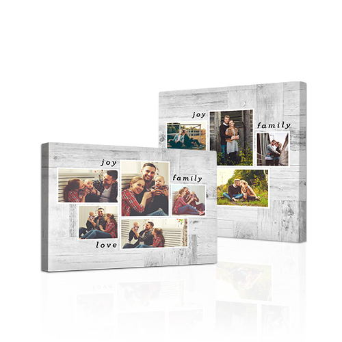 Family Moments Gallery-Wrapped Canvas - Bring out the best in your photos by choosing the Canvas Art design that features your favorite decorative elements.