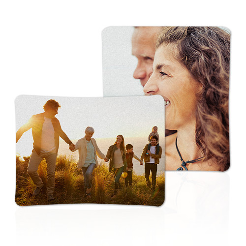 Single Image Fleece Blanket - Snuggle up with a lightweight, warm, and comfy Fleece Blanket, printed with your favorite photo.