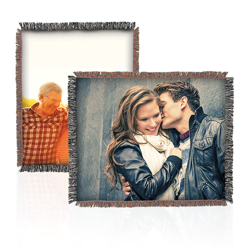 Full Throw - Wrap yourself in memories with this lightweight Fleece Blanket, printed with your favorite photo.
