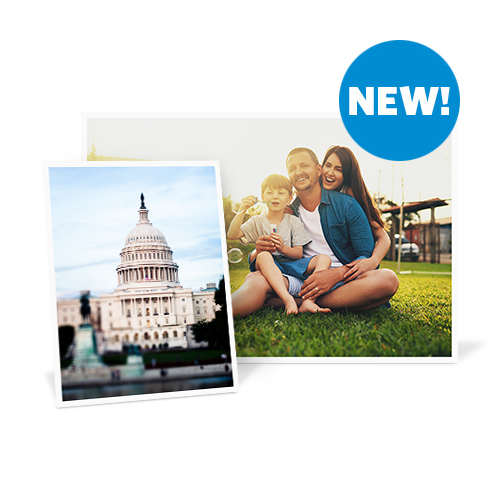 Poster Boards - Print a great photo on sturdy poster board. Ready for pickup in 1 hour. Available at Clubs with Photo Centers.