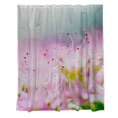 Photo Shower Curtain - Choose a personalized Photo Shower Curtain to add a bit of fun to your bathroom decorating.