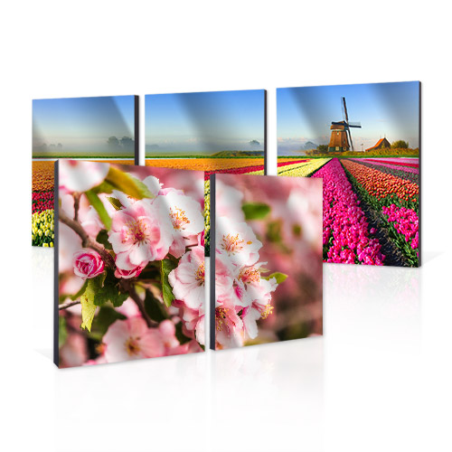 Premium Split Image Mounted Prints - Premium Split Image Blocks let you decorate your home with style, flare and your most treasured photos.