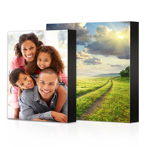 Standouts - Your best photos will pop as Standouts. Photos are displayed on thick, durable mounting boards for eye-catching wall display.