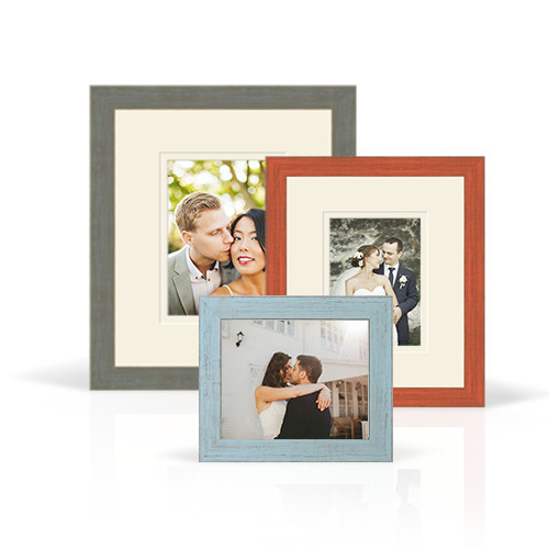 Barnwood Frames - Create a rustic style for your photo that's both contemporary and timeless.