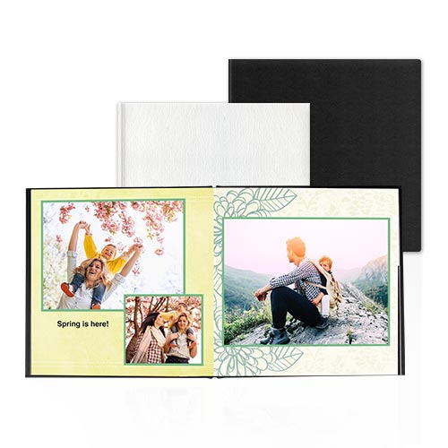 Photo Books Lay Flat: Custom Photo Books & Personalized Photo Albums