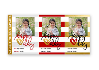 Valentine's Day Classroom Cards
