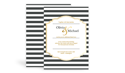 Sams Club Stationery Wedding Invitations