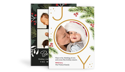 New Holiday Card Collection