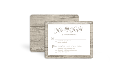 wedding rsvp - Sams Club Wedding Invitations