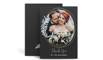Wedding Thank You's