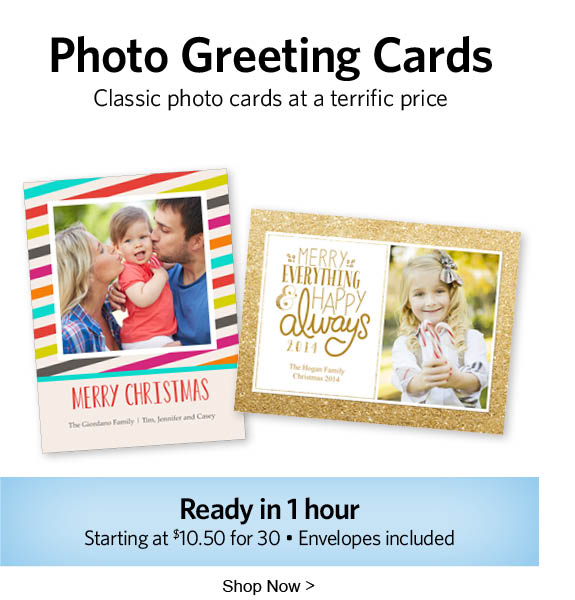 Shop Moments Cards