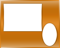 Sports Border - Orange - Sports Border - Orange