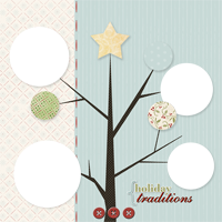 8x8 - Holiday Traditions - page 1 - 8x8 - Holiday Traditions - page 1