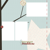 8x8 - Holiday Traditions - page 2 - 8x8 - Holiday Traditions - page 2