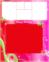 8x10 - Candy Cane Surprise - 8x10 - Candy Cane Surprise